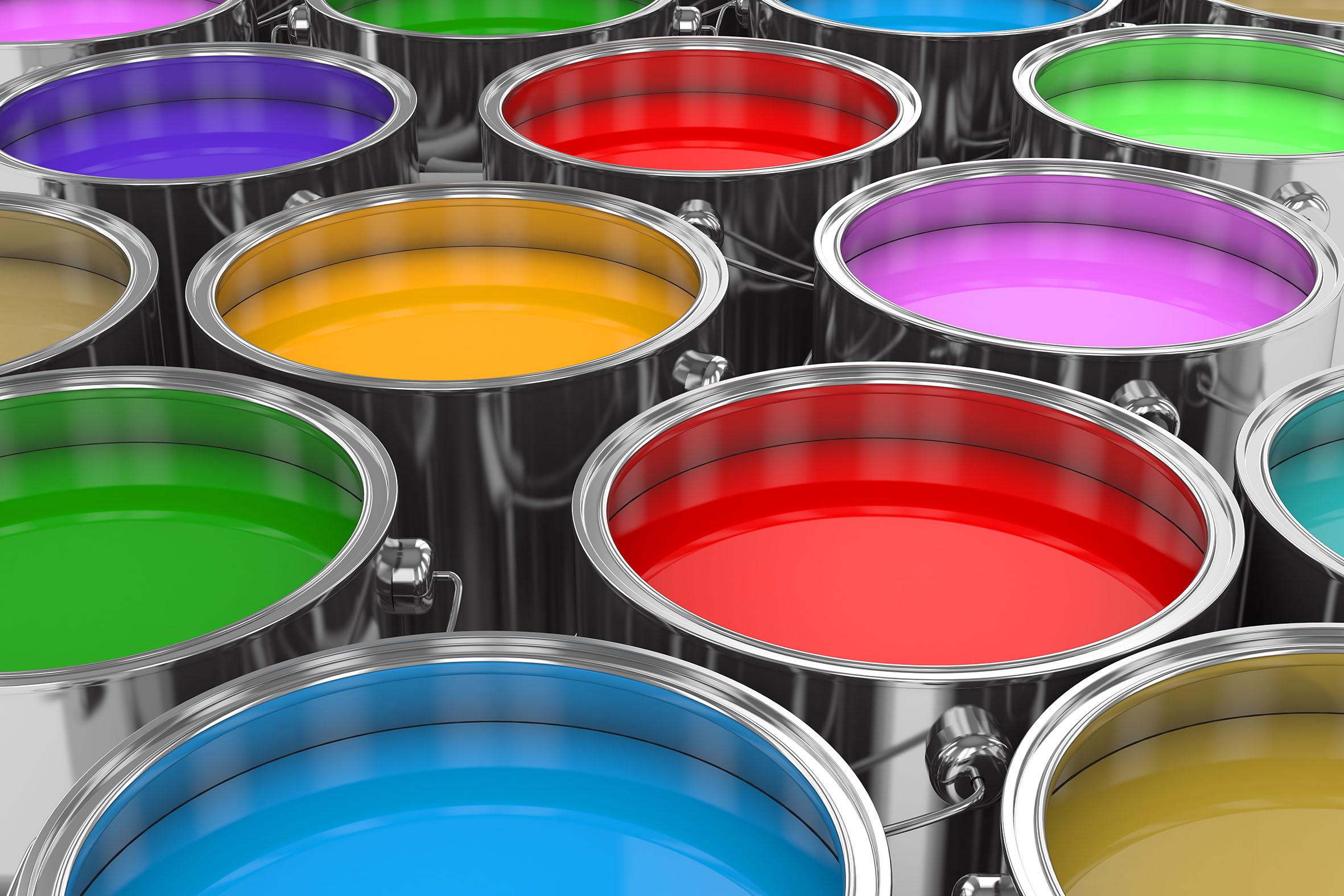 Teste pintura ensaio tinta