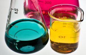 Laboratório Químico - Vidraria